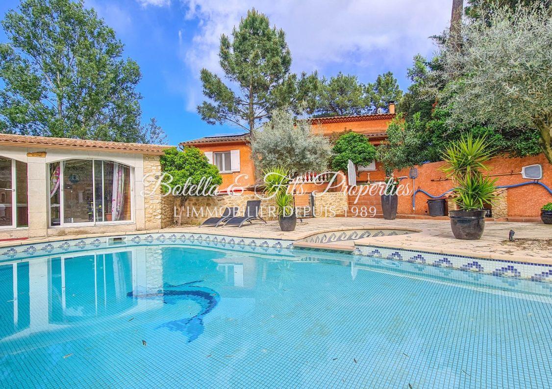 A vendre Maison contemporaine Uzes | Réf 3014734656 - Botella et fils immobilier prestige