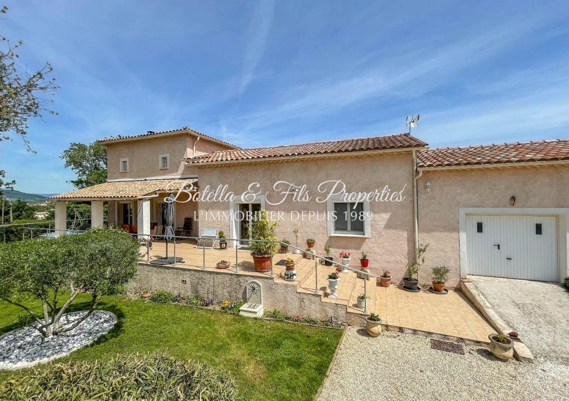A vendre Maison contemporaine Barjac | Réf 3014734672 - Botella et fils immobilier prestige