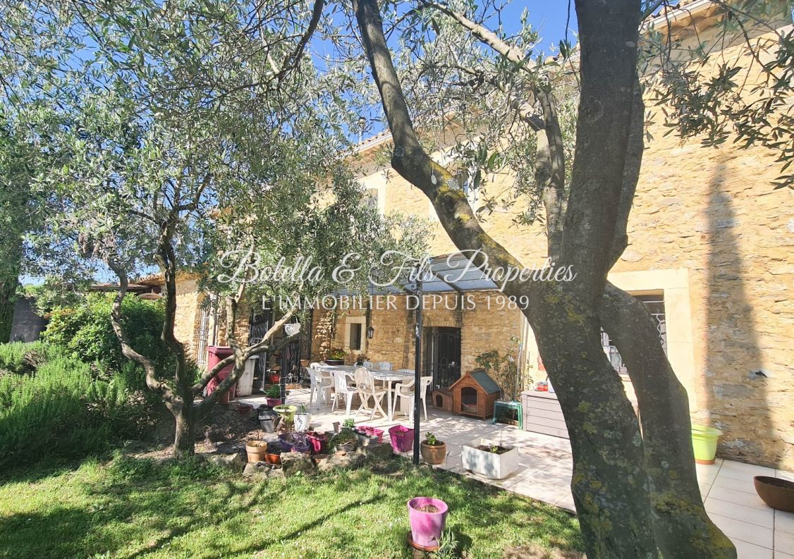 A vendre Mas Uzes   R�f 3014734678 - Botella et fils immobilier prestige