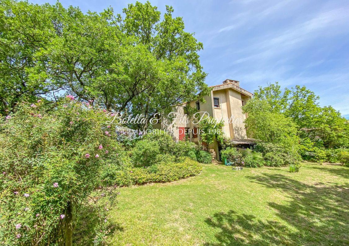 A vendre Maison contemporaine Uzes | Réf 3014734690 - Botella et fils immobilier prestige