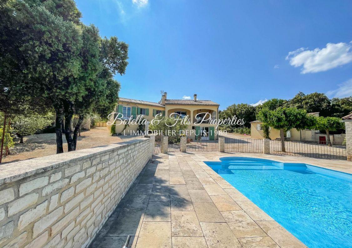A vendre Maison contemporaine Barjac   Réf 3014734712 - Botella et fils immobilier prestige