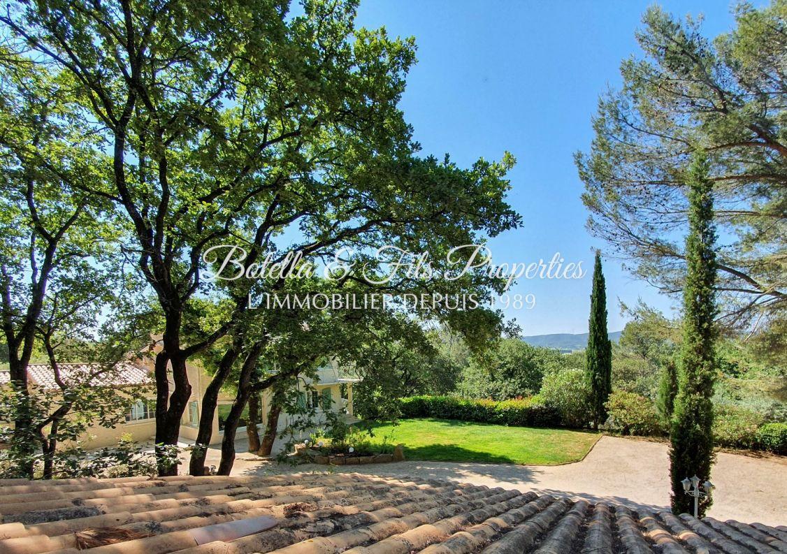 A vendre Maison contemporaine Uzes | Réf 3014734720 - Botella et fils immobilier prestige