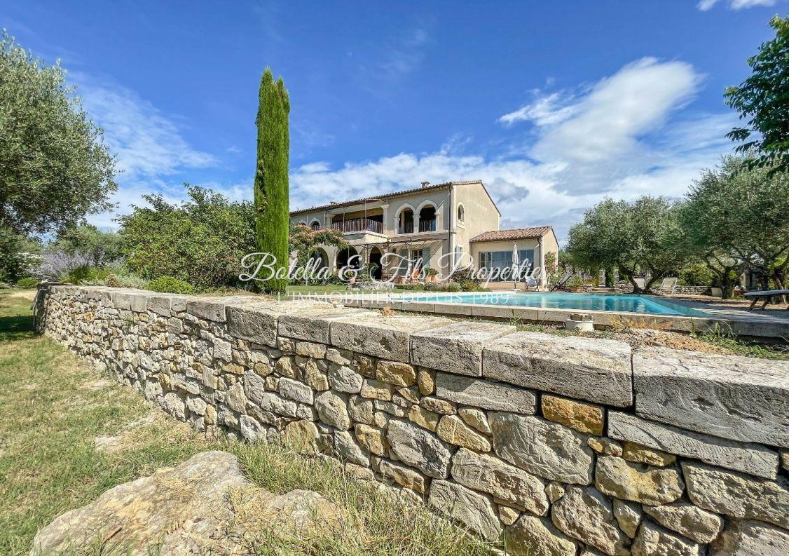 A vendre Mas Uzes | R�f 3014734723 - Botella et fils immobilier prestige