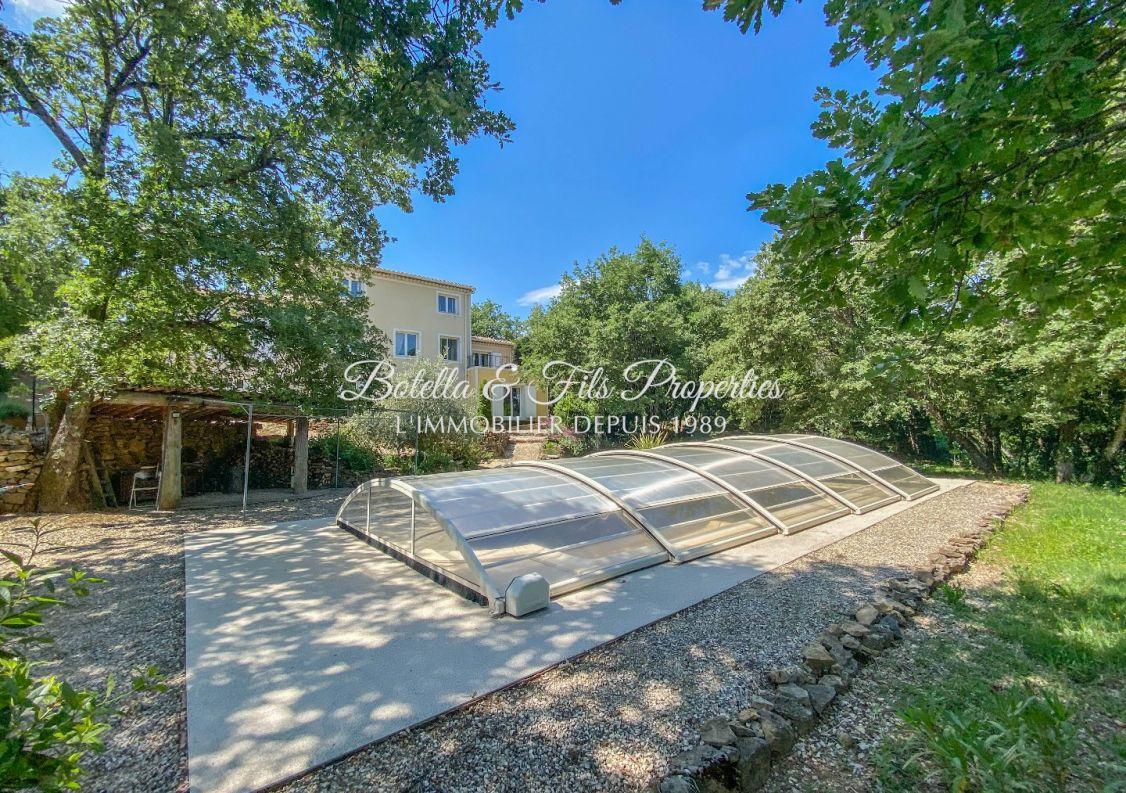 A vendre Maison contemporaine Salazac | Réf 3014734730 - Botella et fils immobilier prestige