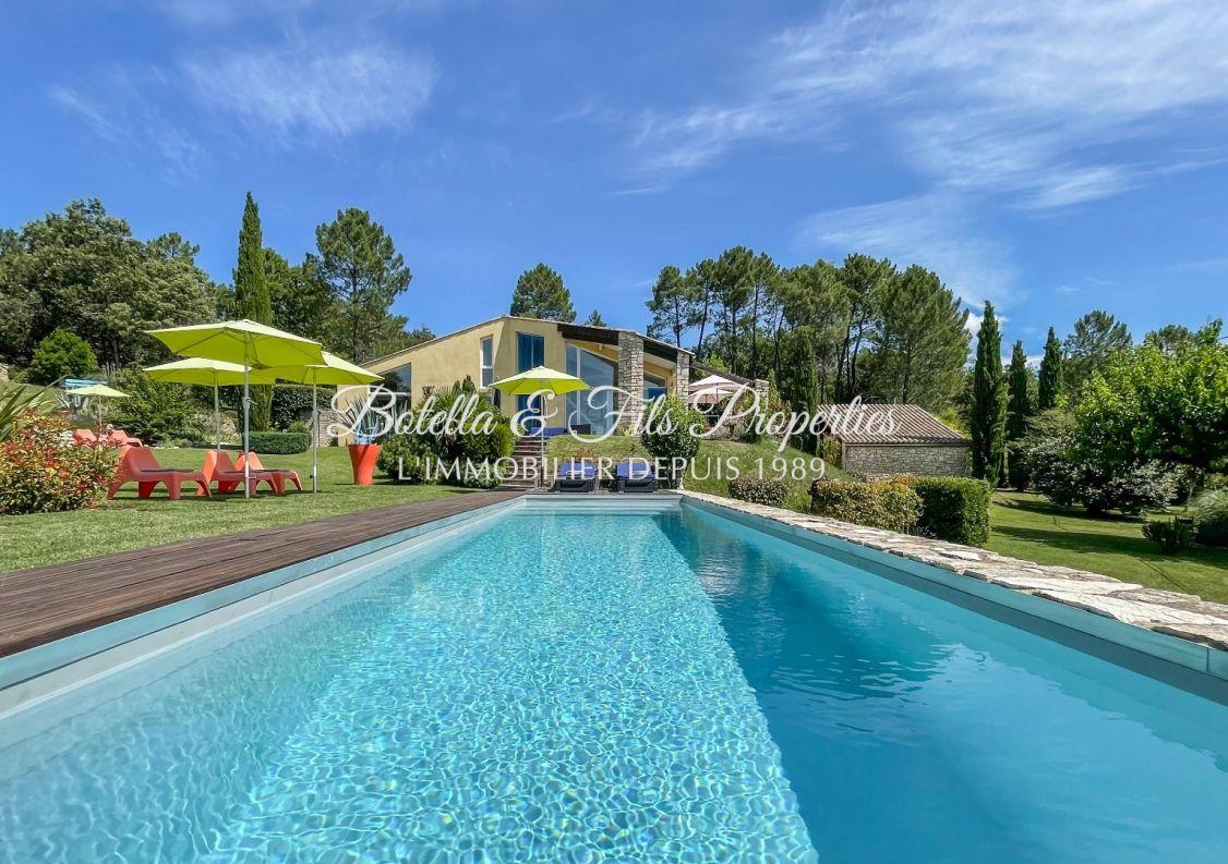 A vendre Maison contemporaine Barjac | R�f 3014734744 - Botella et fils immobilier