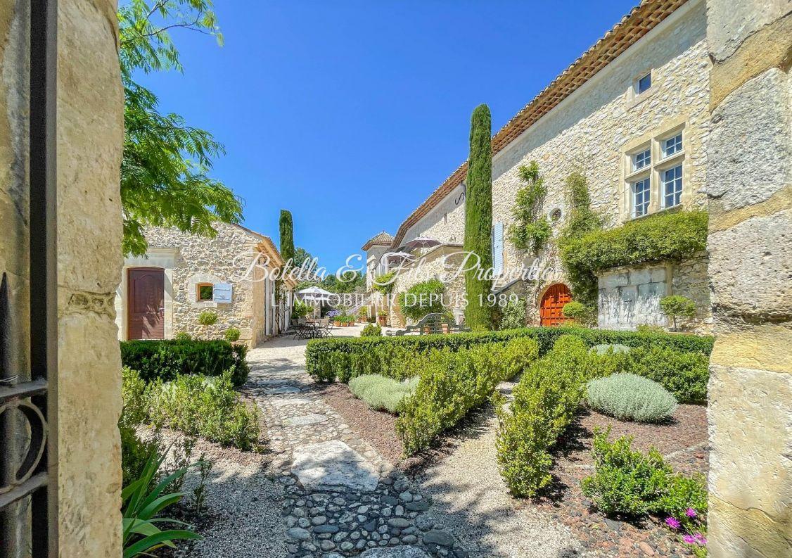A vendre Mas Uzes | Réf 3014734758 - Botella et fils immobilier