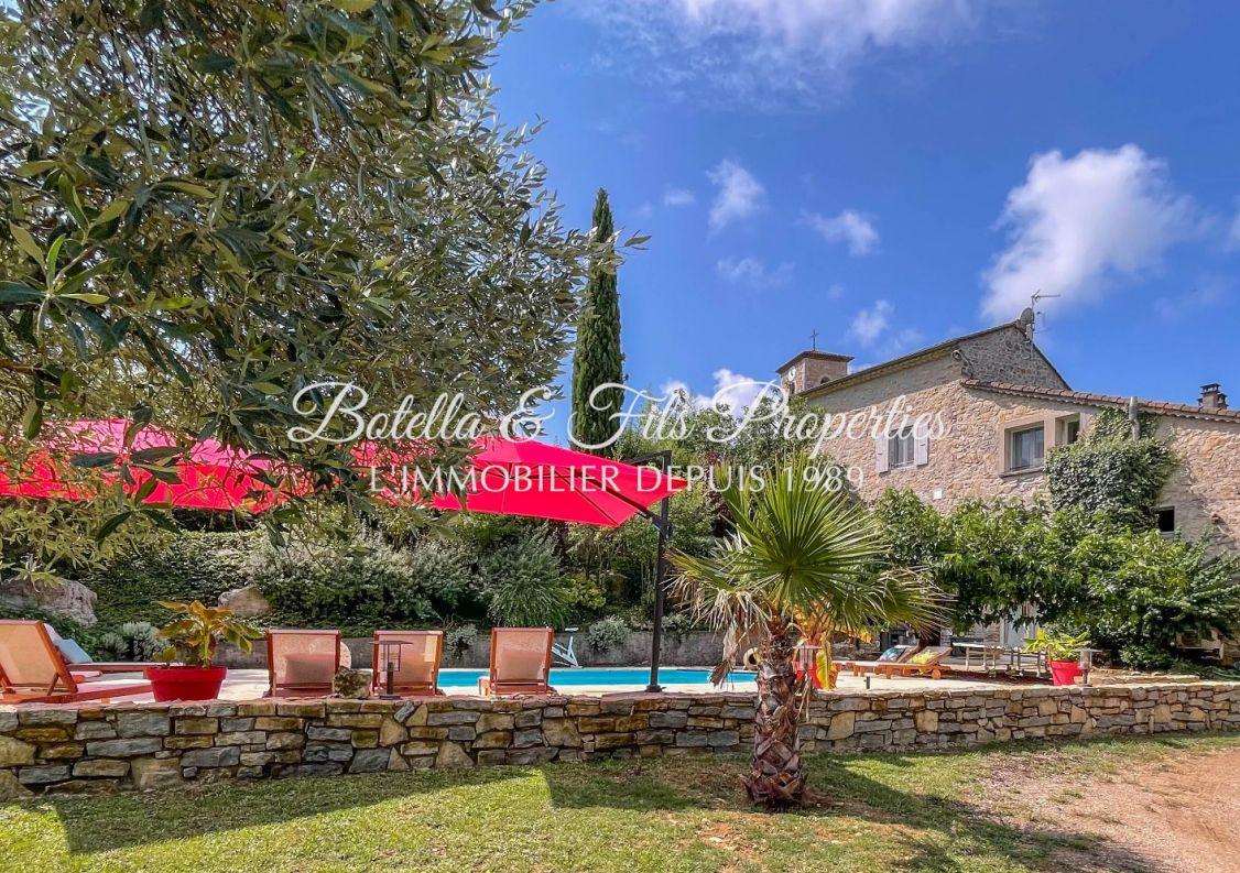 A vendre Demeure de ville et village Balazuc | Réf 3014734762 - Botella et fils immobilier