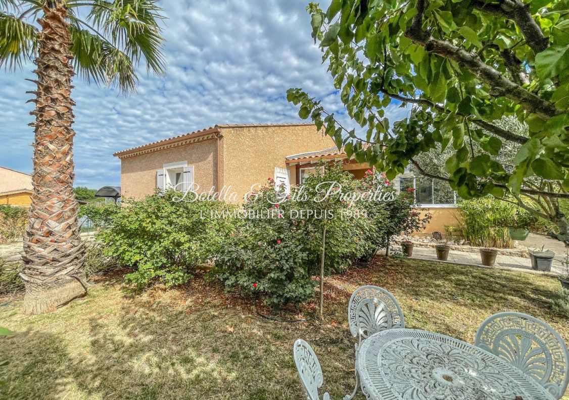 A vendre Maison contemporaine Uzes   Réf 3014734767 - Botella et fils immobilier