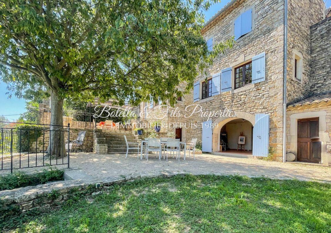 A vendre Demeure de ville et village Goudargues   Réf 3014734770 - Botella et fils immobilier