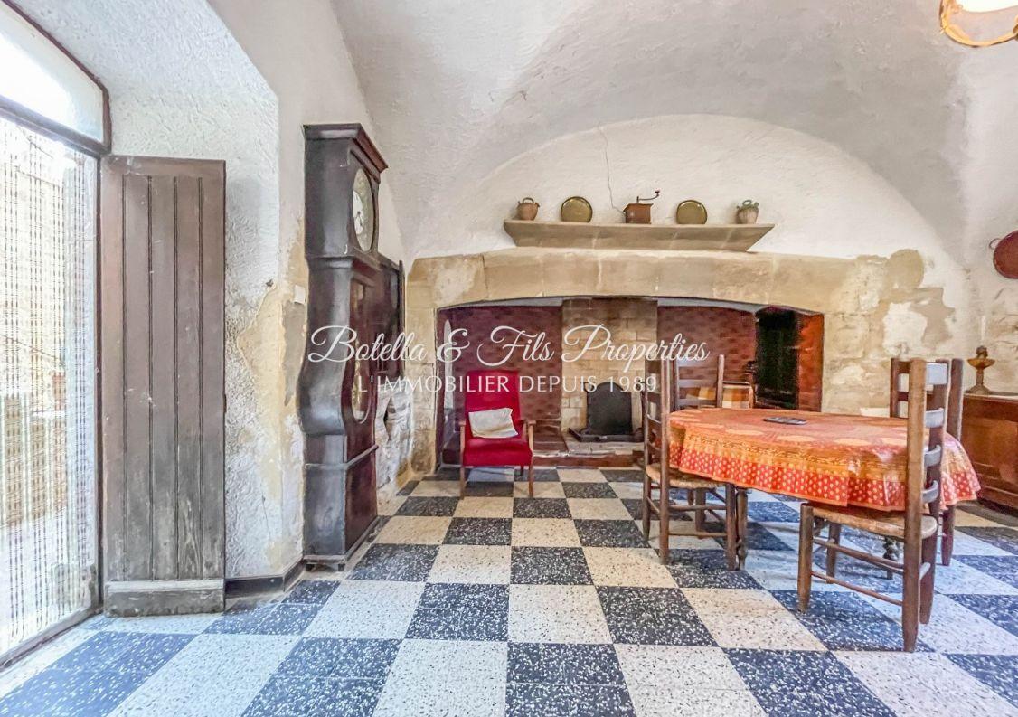 A vendre Demeure de ville et village Uzes | Réf 3014734779 - Botella et fils immobilier