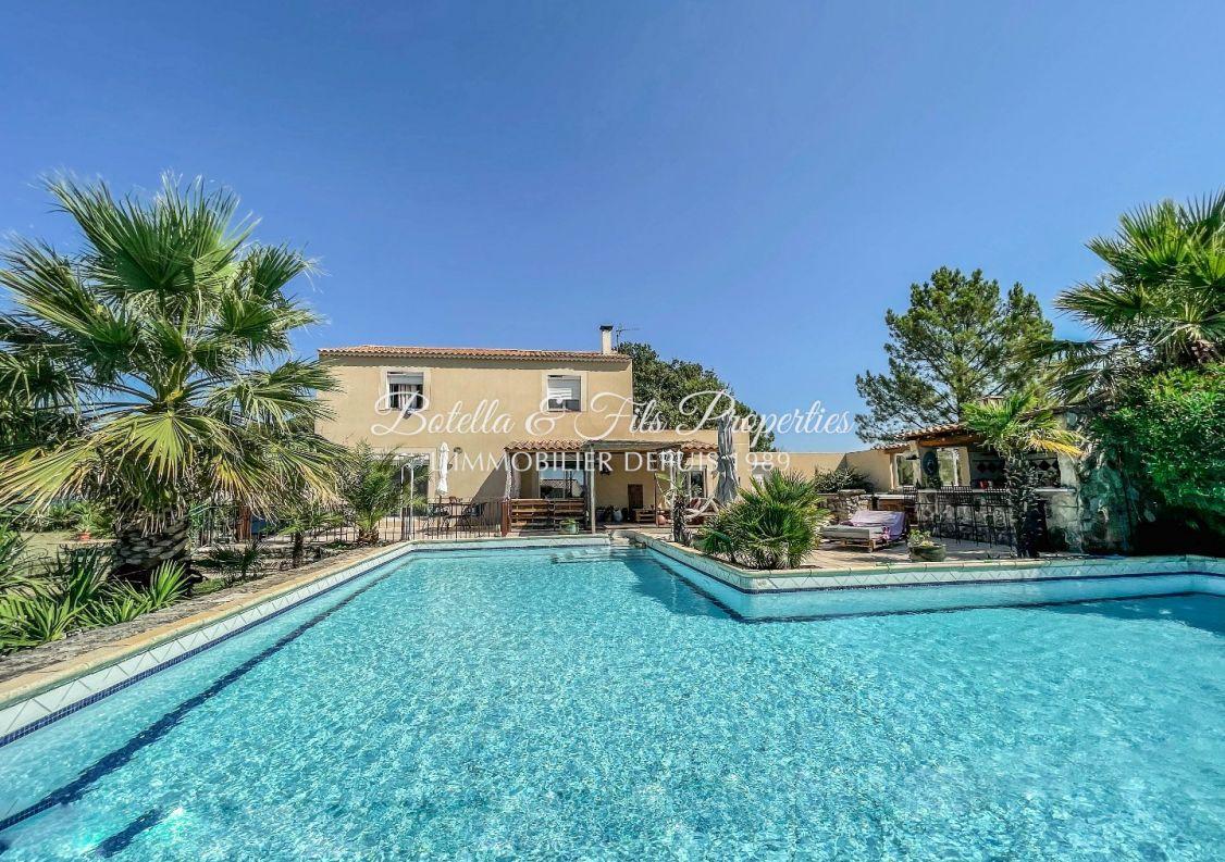 A vendre Maison contemporaine Uzes   Réf 3014734781 - Botella et fils immobilier