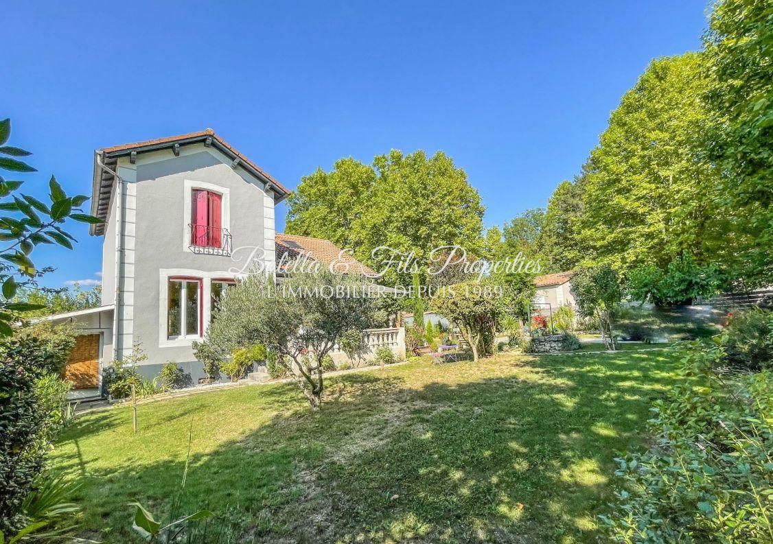 A vendre Mas Barjac | R�f 3014734787 - Botella et fils immobilier