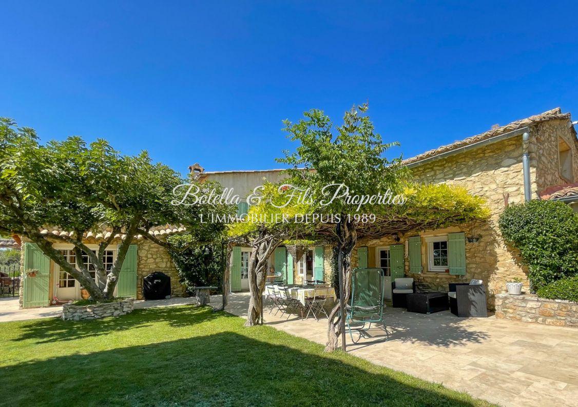 A vendre Mas Saint Alexandre | R�f 3014734799 - Botella et fils immobilier