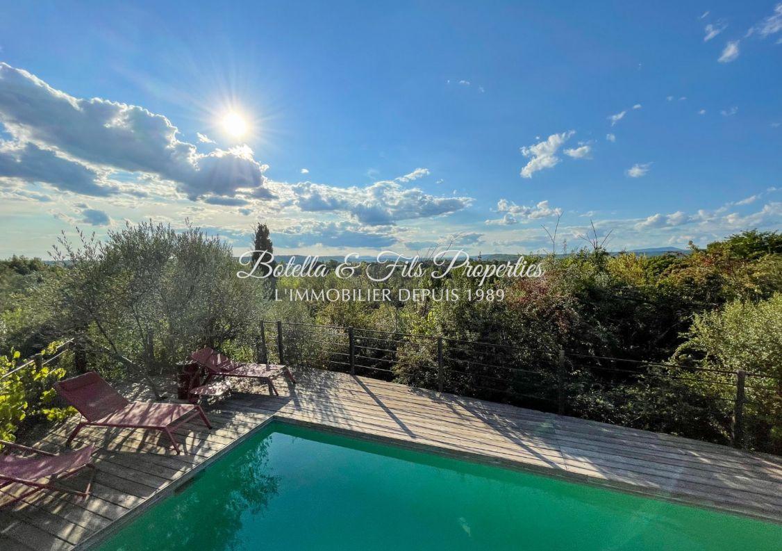 A vendre Maison contemporaine Uzes | Réf 3014734803 - Botella et fils immobilier