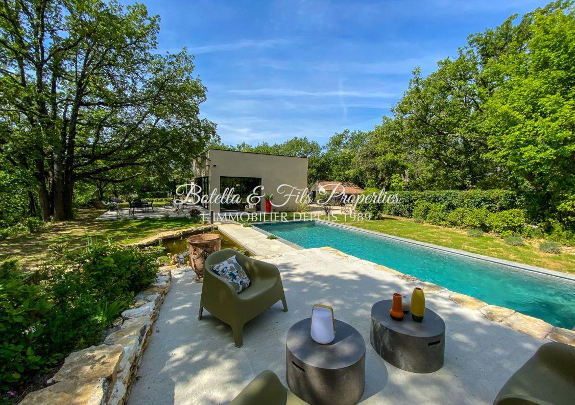 A vendre Maison contemporaine Uzes   Réf 3014734808 - Botella et fils immobilier
