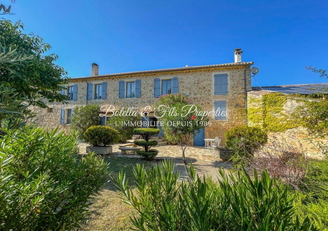 A vendre Mas Goudargues | R�f 3014734817 - Botella et fils immobilier