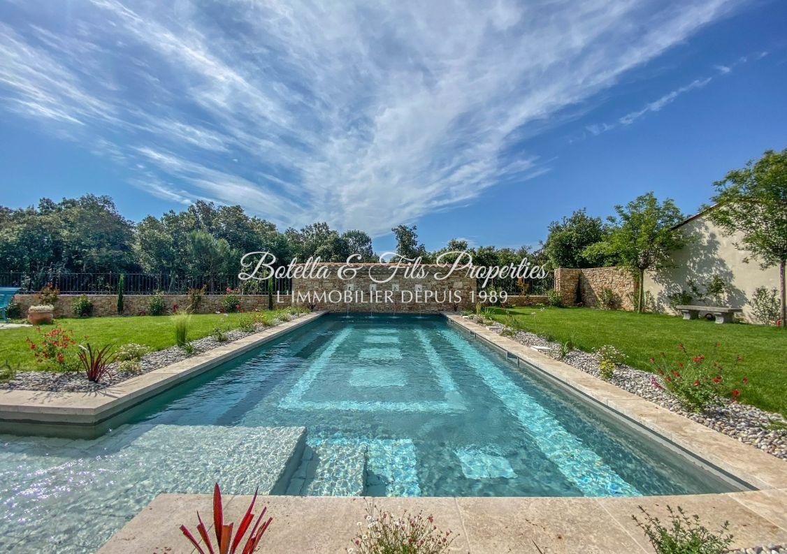 A vendre Maison contemporaine Uzes   R�f 3014734824 - Botella et fils immobilier