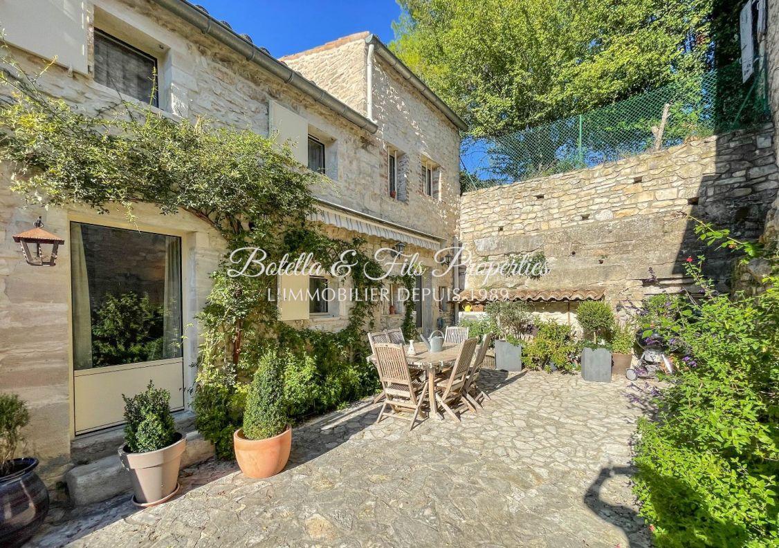 A vendre Demeure de ville et village Barjac | R�f 3014734830 - Botella et fils immobilier