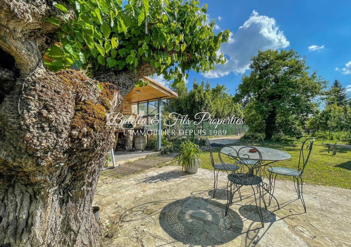 A vendre Demeure de ville et village Barjac | R�f 3014734831 - Botella et fils immobilier