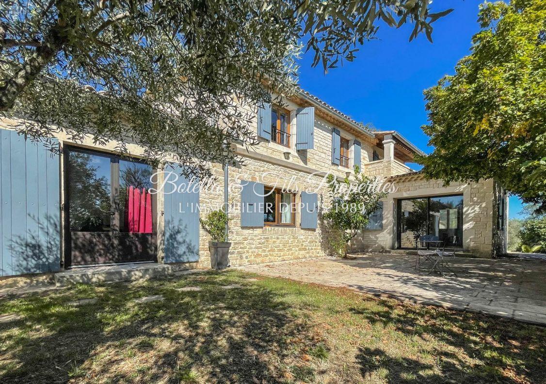 A vendre Mas Goudargues | Réf 3014734848 - Botella et fils immobilier
