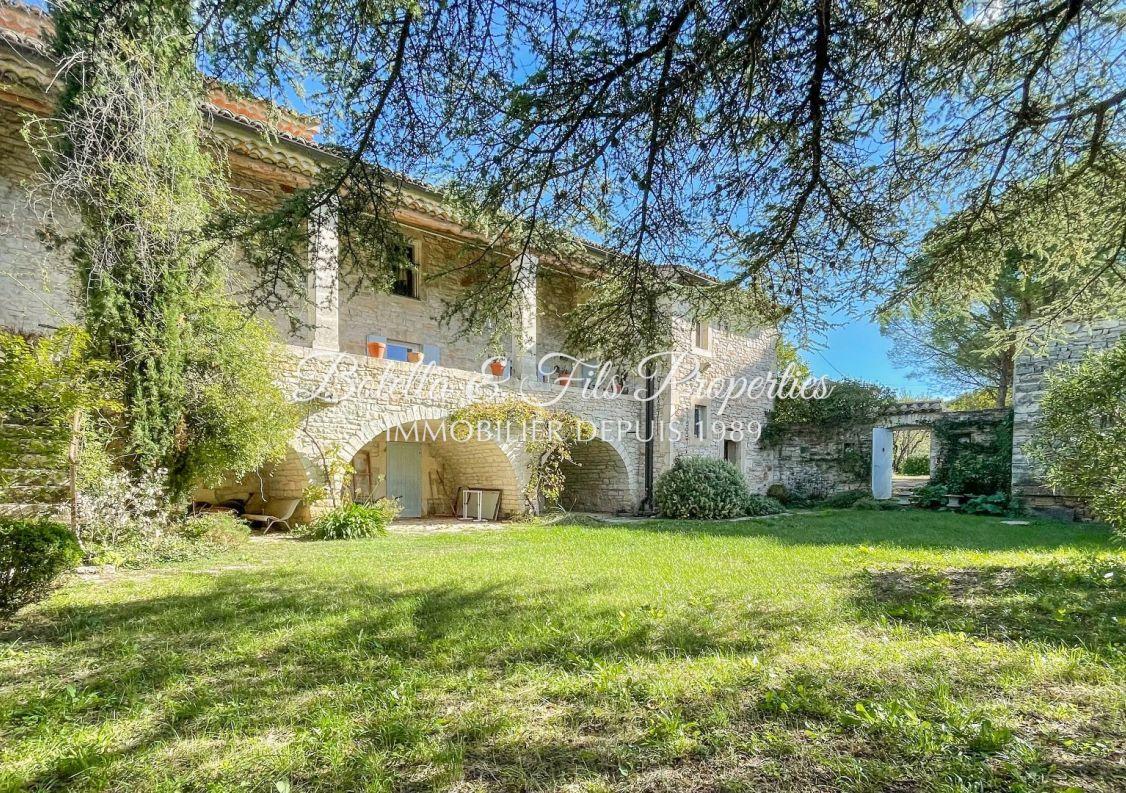 A vendre Mas Barjac | Réf 3014734853 - Botella et fils immobilier