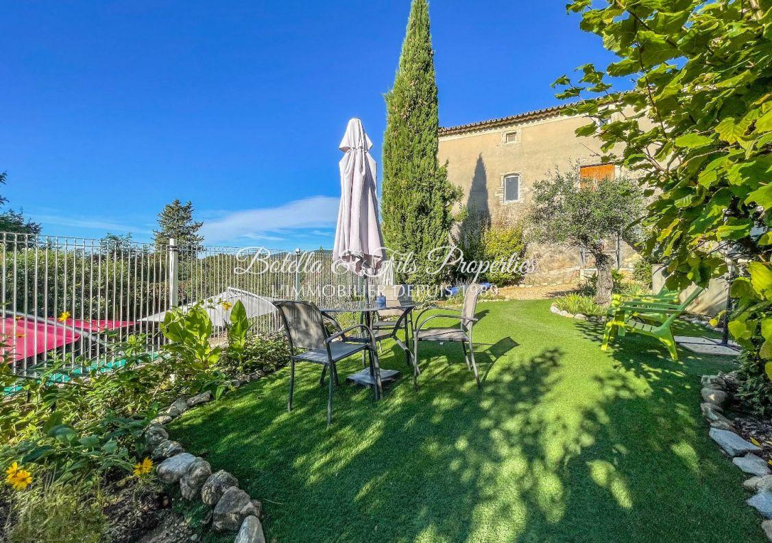 A vendre Demeure de ville et village Barjac | Réf 3014734854 - Botella et fils immobilier