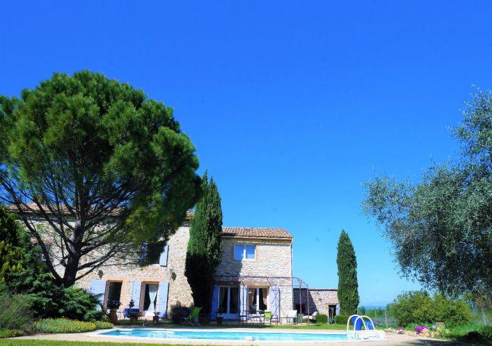 A vendre Maison Saint Victor La Coste | R�f 301531381 - Mat & seb montpellier