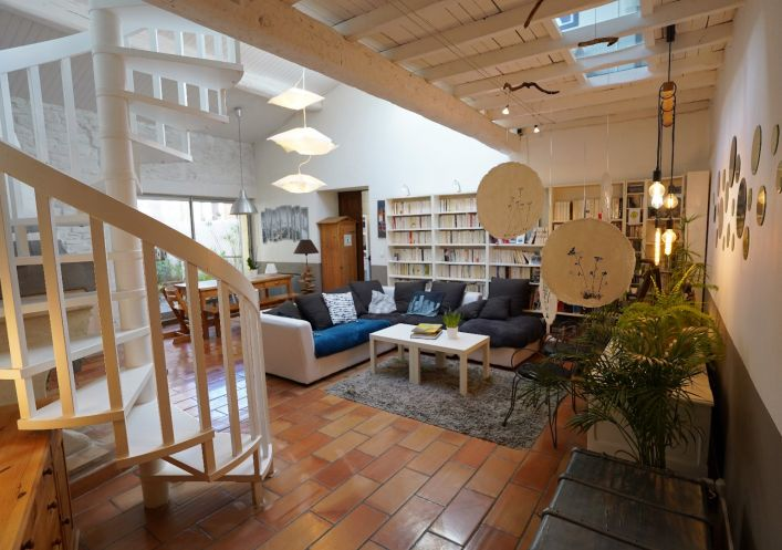 A vendre Maison de ville Nimes | R�f 301532213 - Mat & seb montpellier
