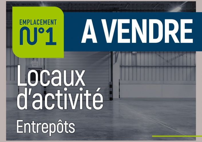 A vendre Locaux d'activité Nimes | Réf 301603162 - Emplacement numéro 1