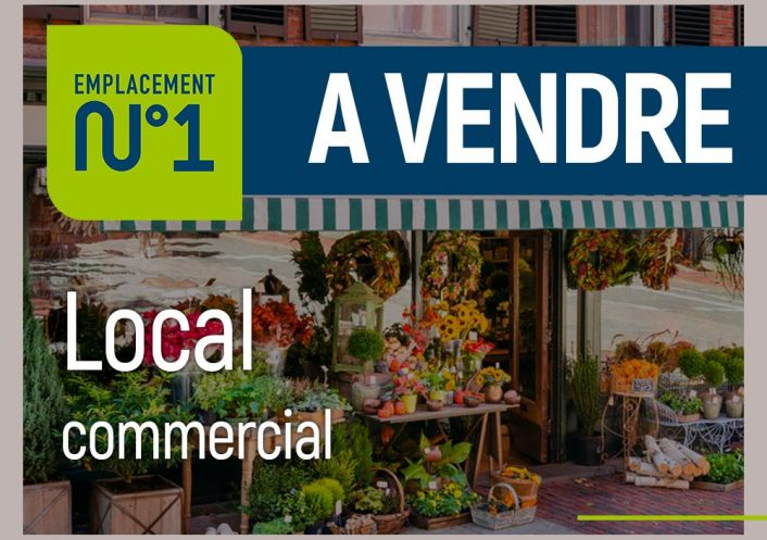 A vendre Local commercial Nimes   Réf 301603182 - Emplacement numéro 1