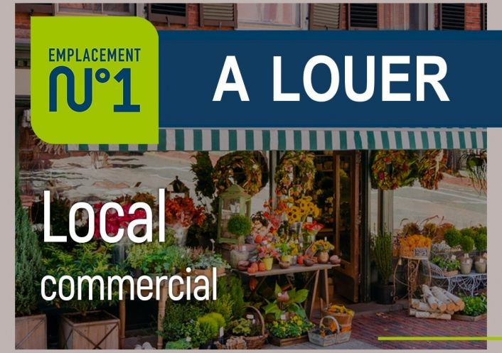 A vendre Local commercial Nimes | Réf 301603200 - Emplacement numéro 1