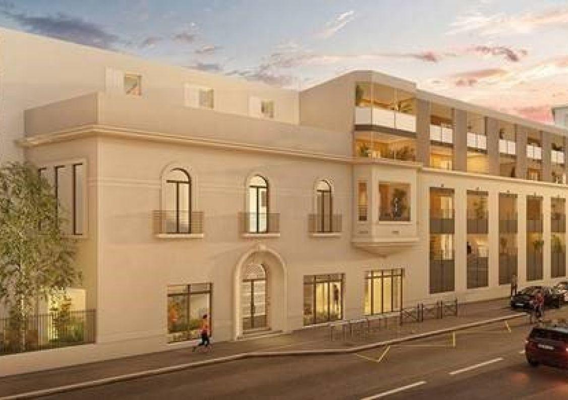 A vendre Appartement neuf Nimes | Réf 30162692 - Patrimoine et habitat