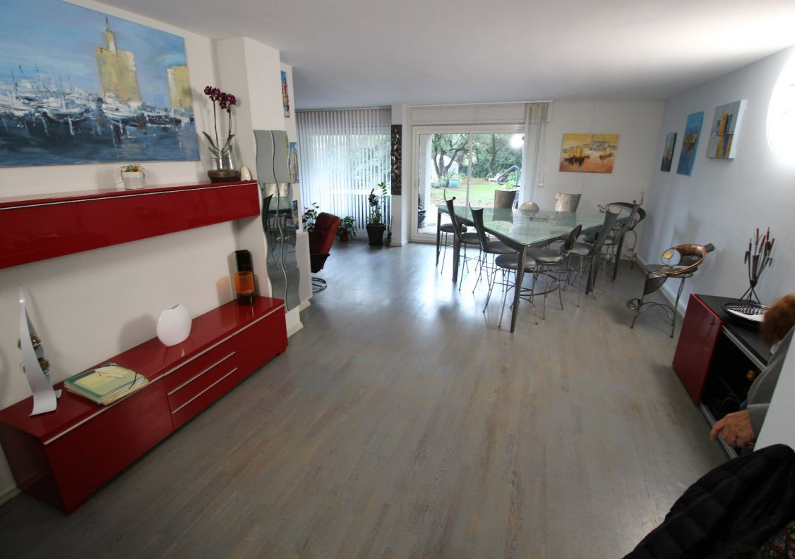 A vendre Appartement en rez de jardin Nimes | Réf 30162746 - Patrimoine et habitat