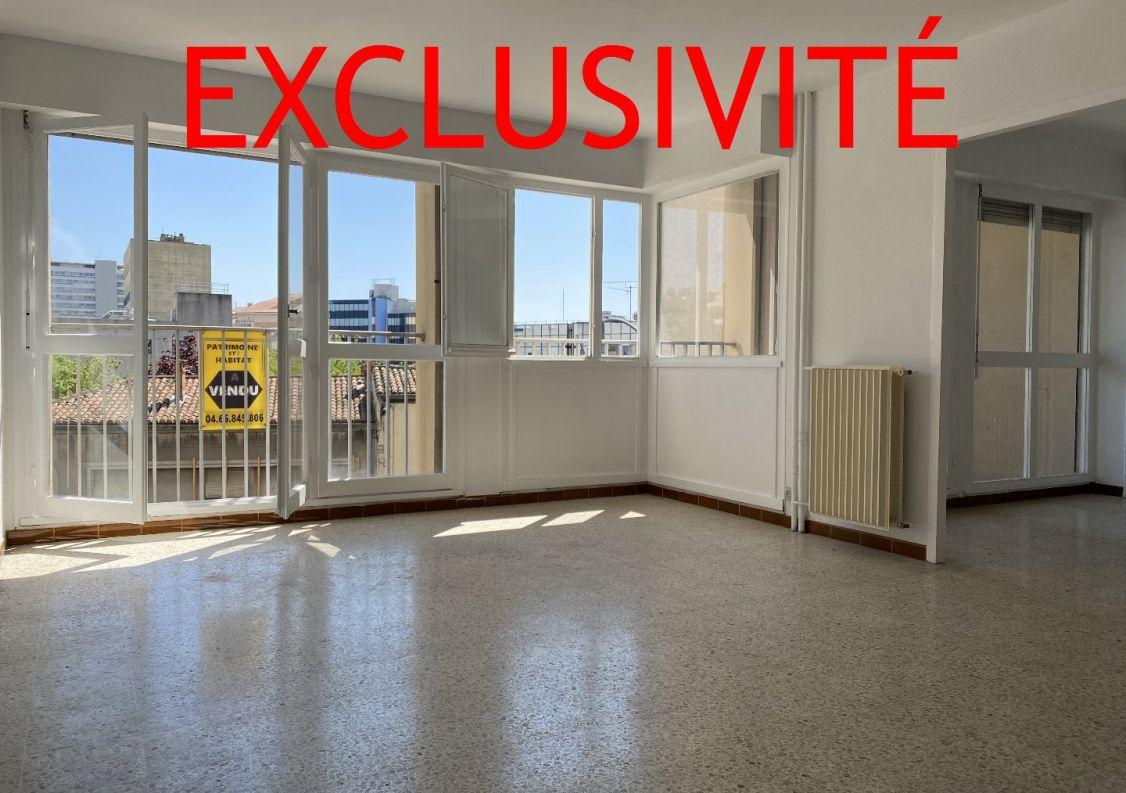 A vendre Appartement Nimes   Réf 30162771 - Patrimoine et habitat