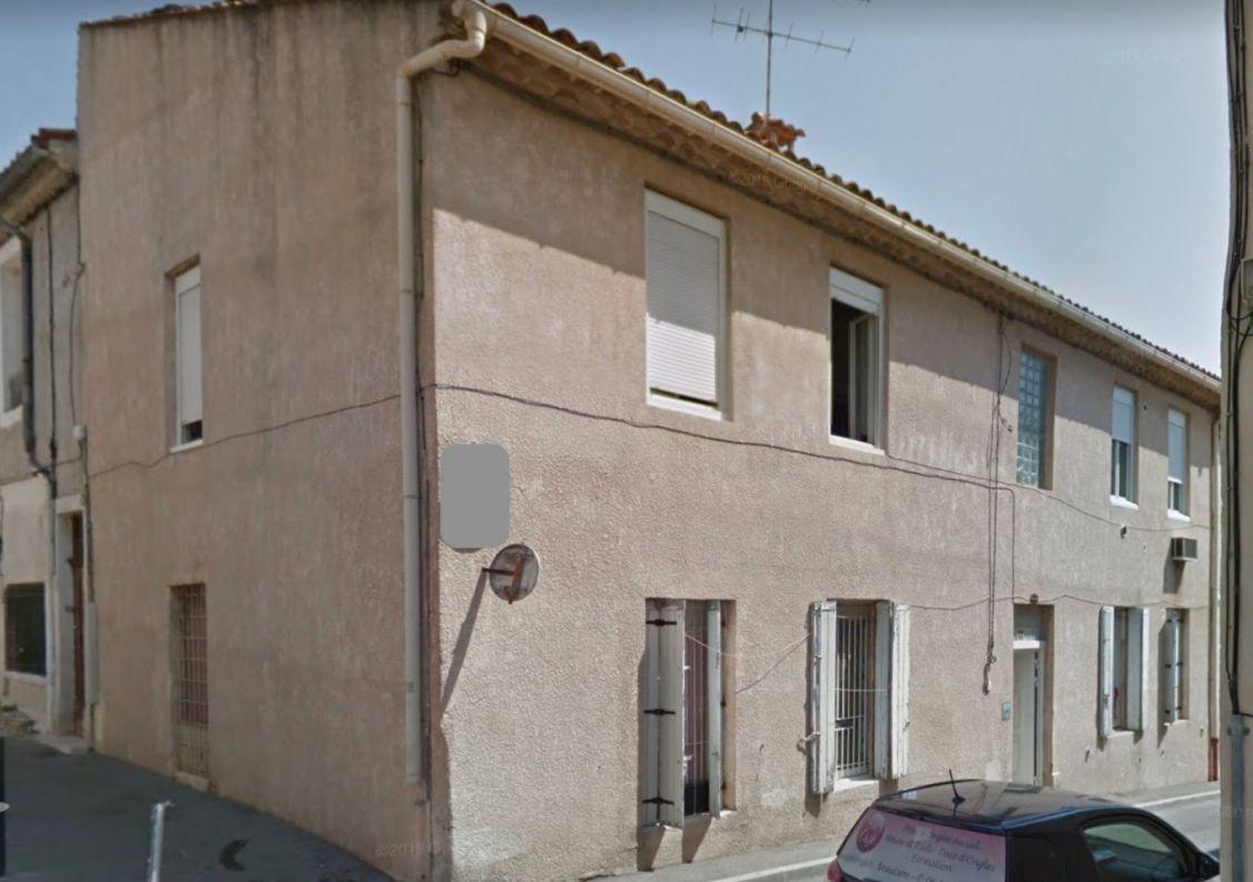 A vendre Immeuble Nimes | Réf 30162774 - Patrimoine et habitat