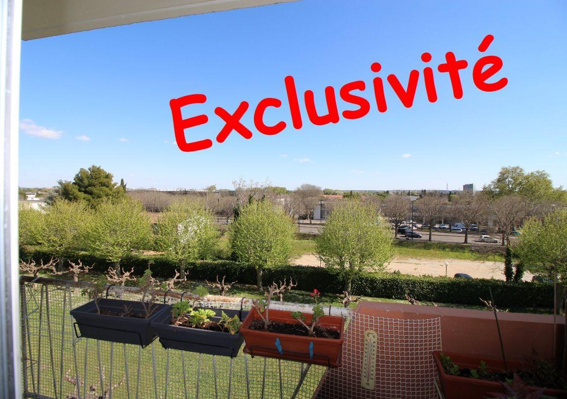 A vendre Appartement Nimes   Réf 30162776 - Patrimoine et habitat