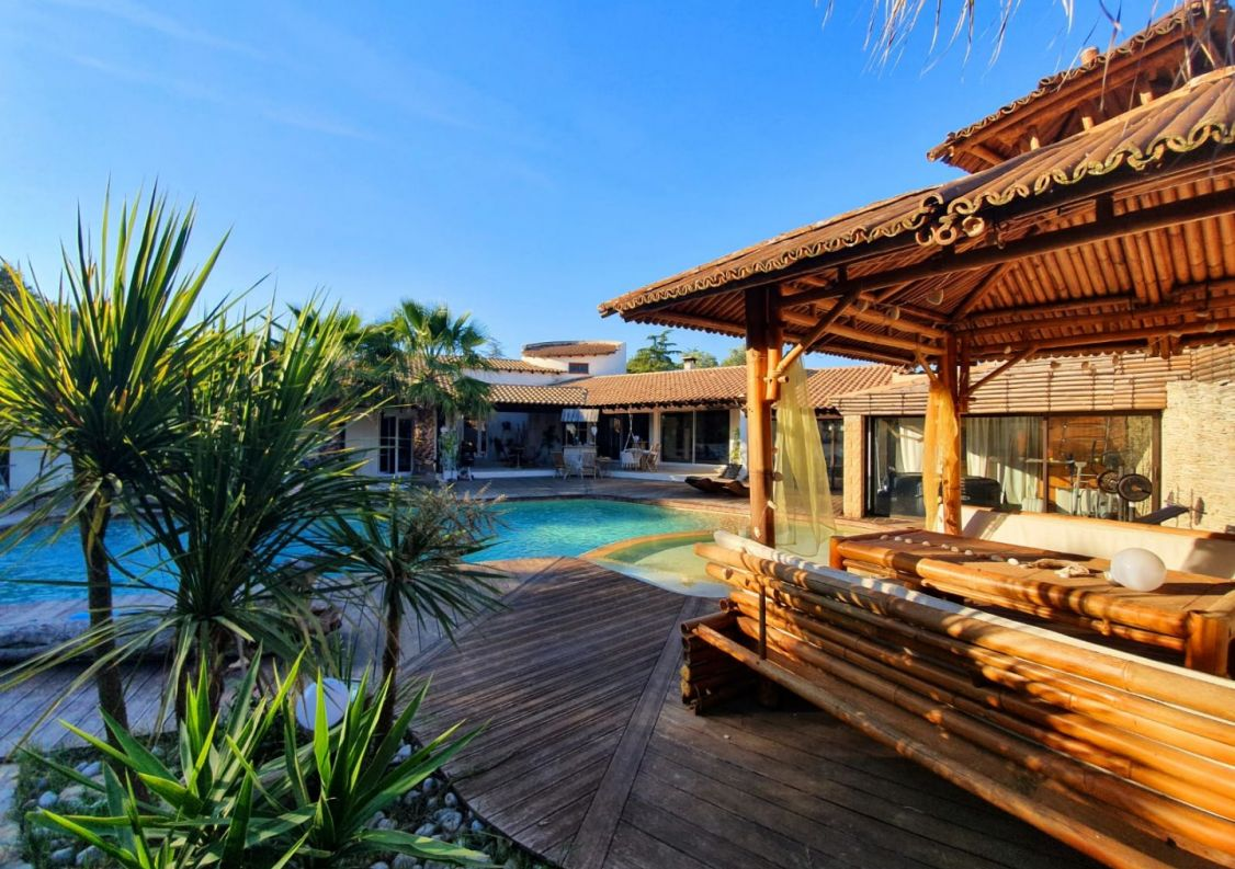 A vendre Maison Uchaud | Réf 30162794 - Patrimoine et habitat