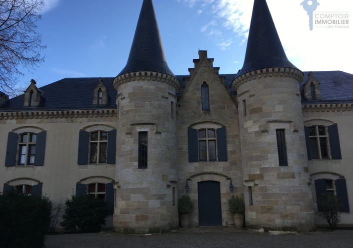 A vendre Bordeaux 3438050903 Comptoir immobilier de france prestige