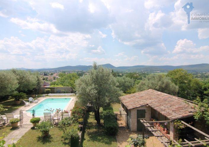 A vendre Maison en pierre Saint Christol Les Ales | R�f 3017365581 - Comptoir immobilier de france prestige