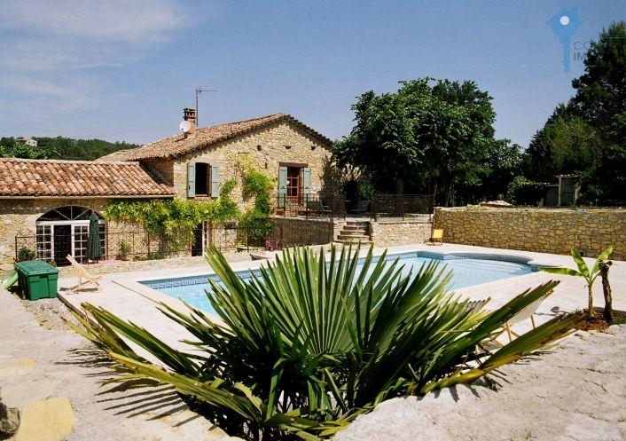 For sale Maison en pierre Anduze | R�f 3017365591 - Comptoir immobilier de france prestige