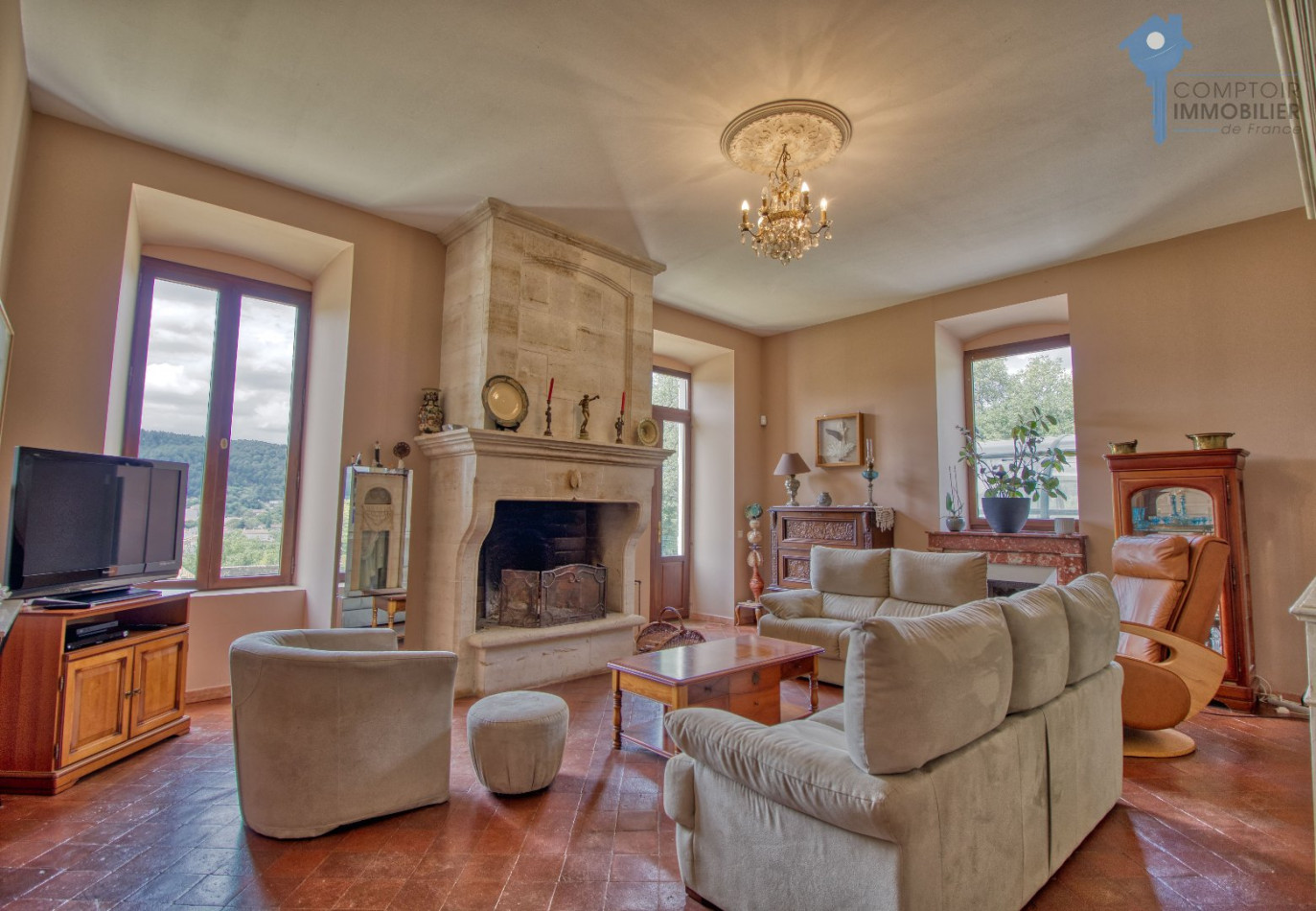 A vendre  Ales   Réf 3017365595 - Comptoir immobilier de france prestige