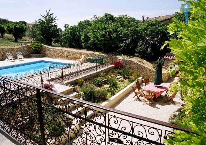 For sale Maison en pierre Anduze   R�f 3017366098 - Comptoir immobilier de france prestige