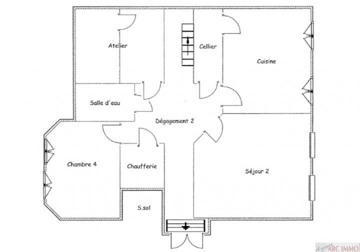 A vendre Bureau Toulouse | Réf 31003133803 - Arc immo