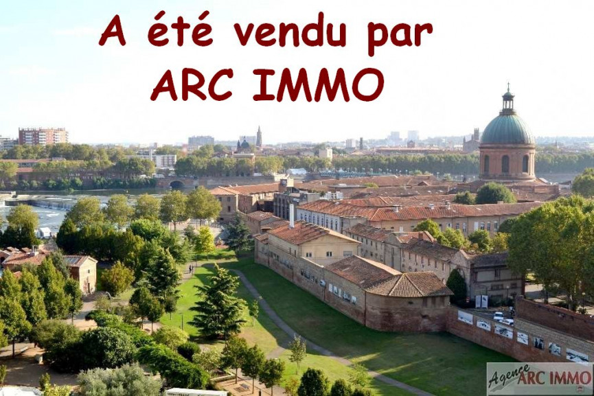 A vendre Toulouse 3100314630 Arc immo