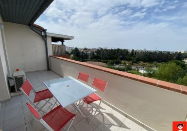 A vendre Appartement terrasse Toulouse | Réf 3102912451 - Booster immobilier