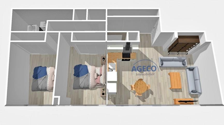 A vendre  Toulouse   Réf 310301219 - Ageco