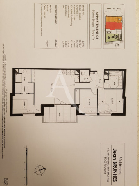 A vendre Toulouse 3103218700 Gica conseil