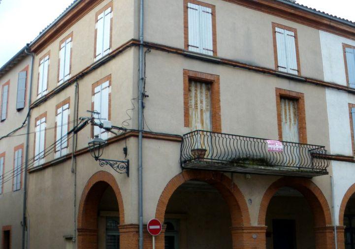 A vendre Maison de ville Carbonne | Réf 31034228 - Immo 107