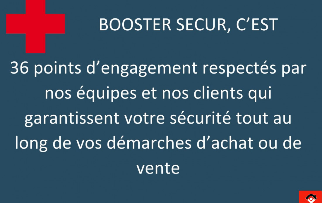 A vendre Toulouse 3103710911 Booster immobilier