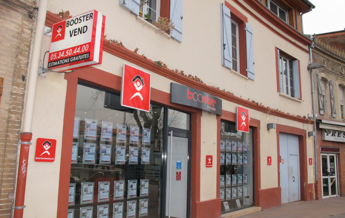 A vendre Toulouse 3103810954 Booster immobilier